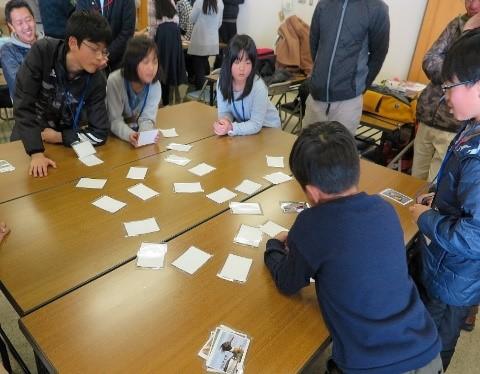 野鳥カードゲーム(3)