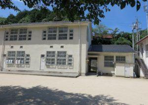奥畑集会所(旧奥畑分校)